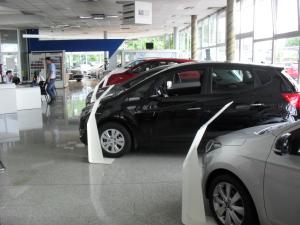 Salon Hyundai - Avtokadivec
